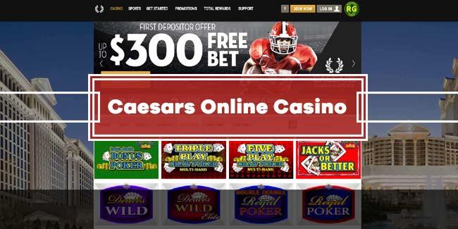 caesars casino promotions